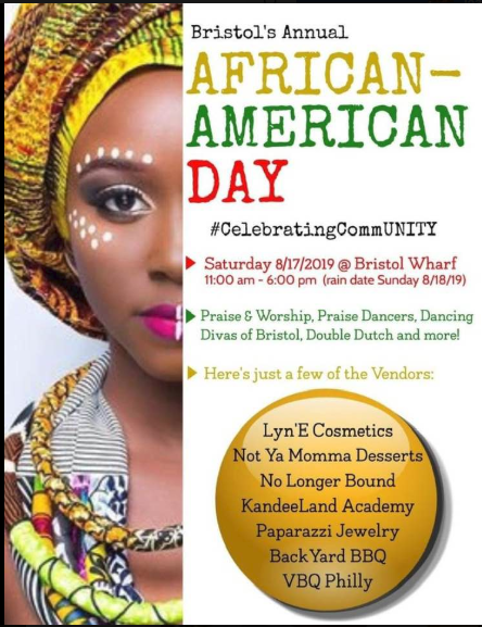 2019 African American Day Festival