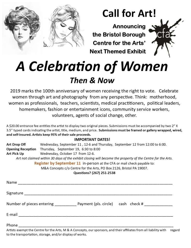 A celebration of women then and now