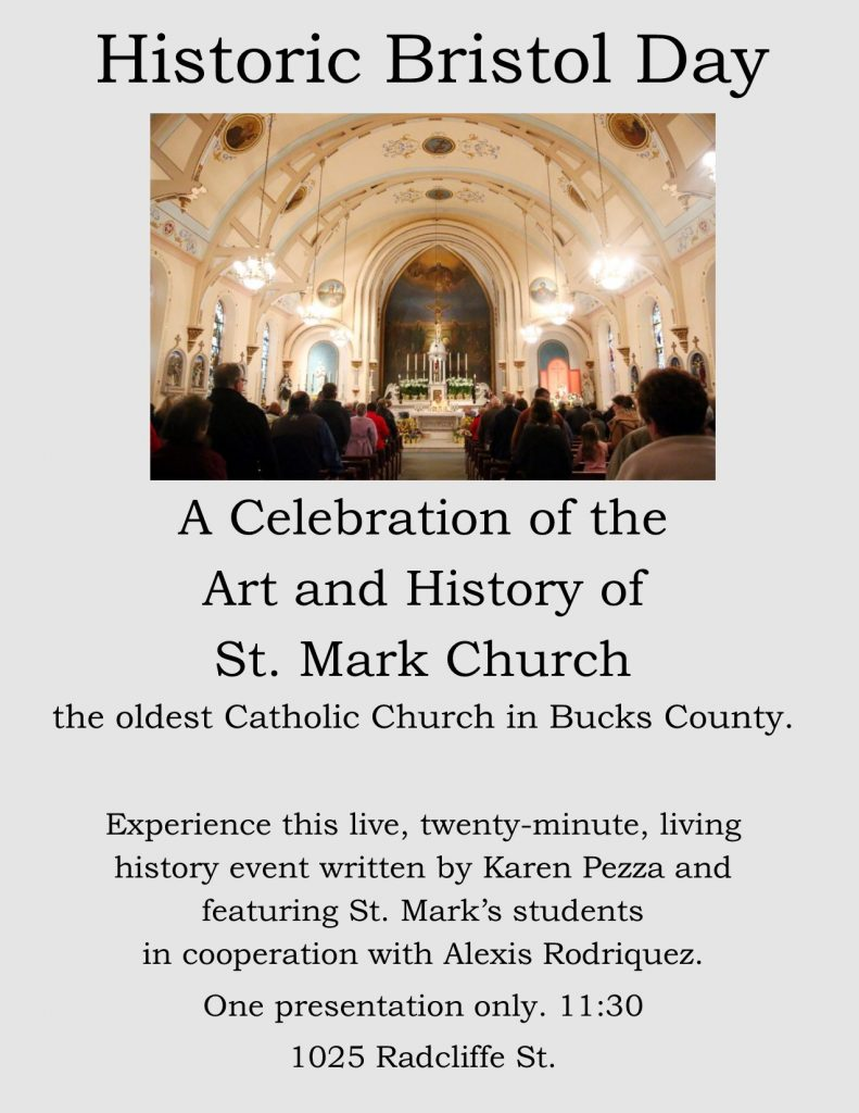 A Celebration of the Art and History of St. Mark Church